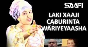 Caburinta Wariyeyaasha Cawil Daahir & Cabdulaahi Xirsi by Laki Xaaji Waceys
